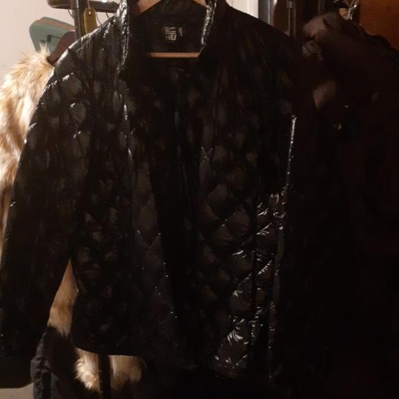 Puffer jacket, size XL